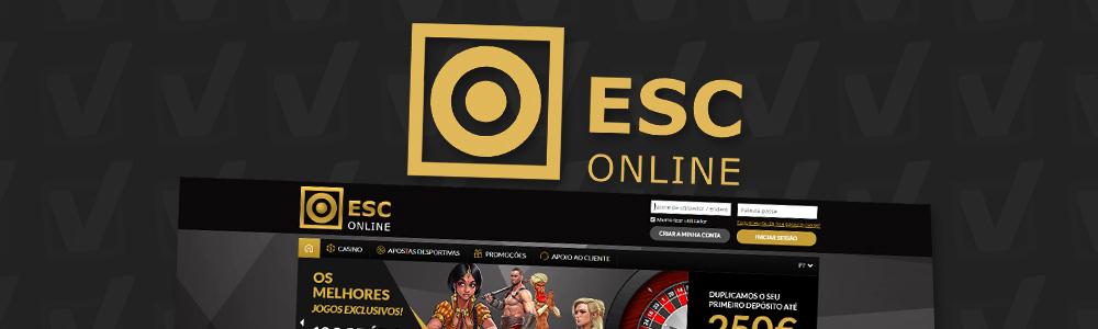 ESC en liña Portugal