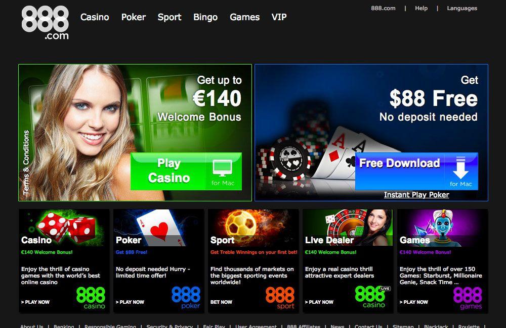 888 casino