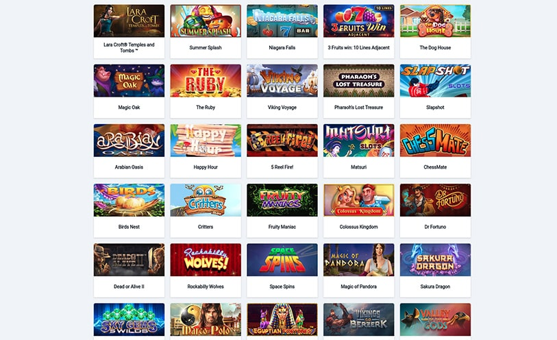 888 casino slot